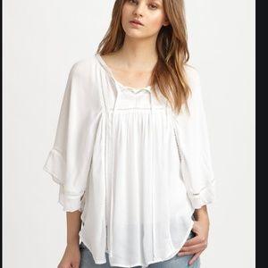Patterson J kincaid size xs blouse